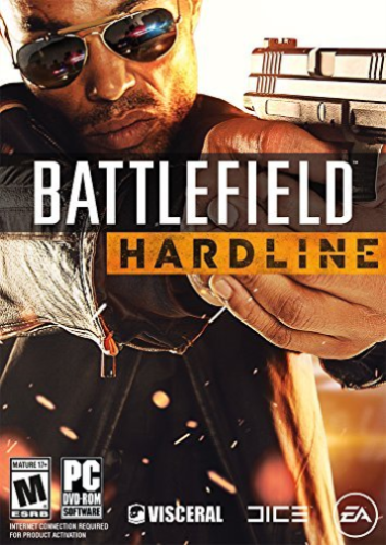 BATTLEFIELD HARDLINE PC KEY REGION FREE