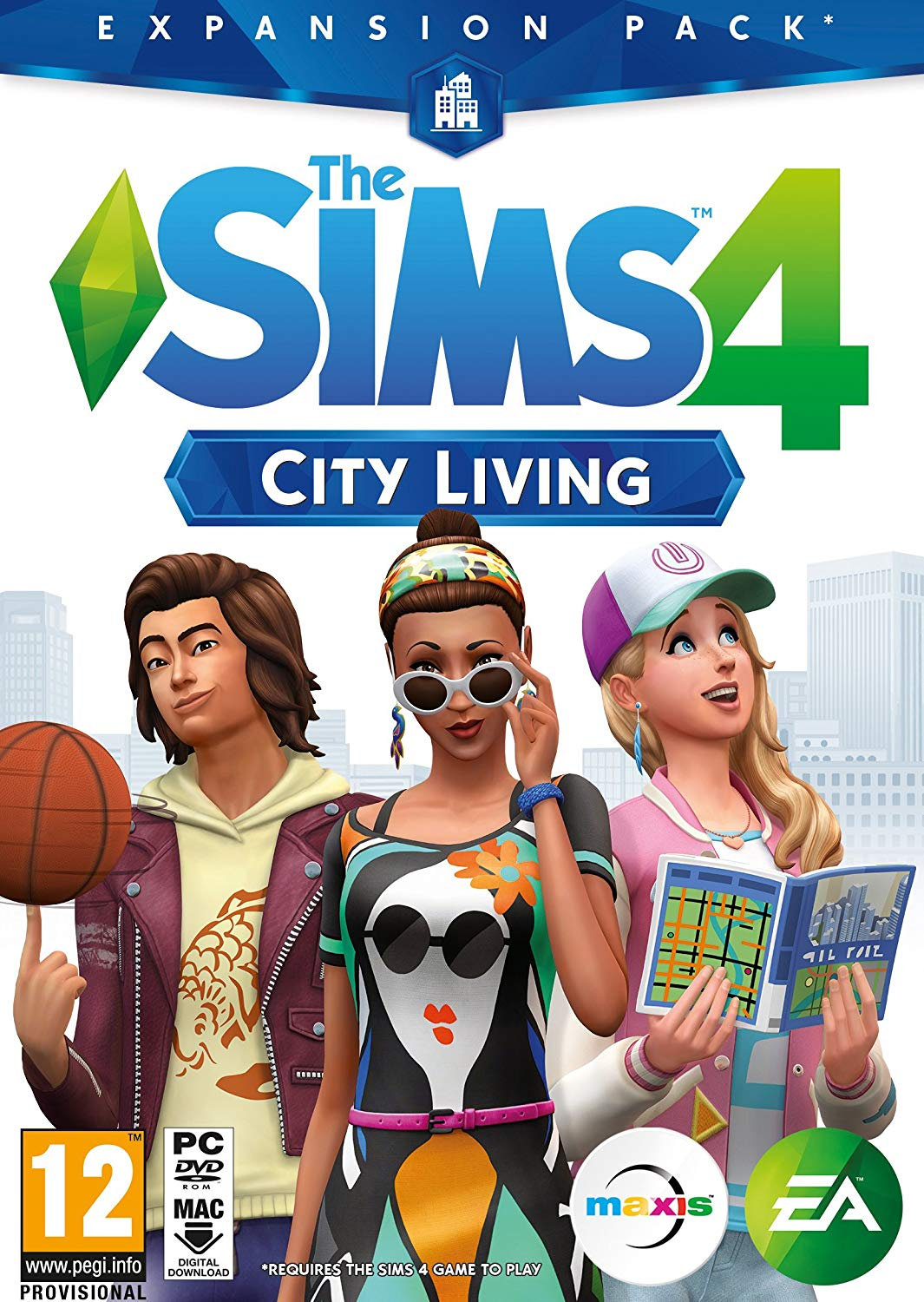 THE SIMS 3 DIESEL STUFF EXPANSION PACK - £3 66 : The Game Booth