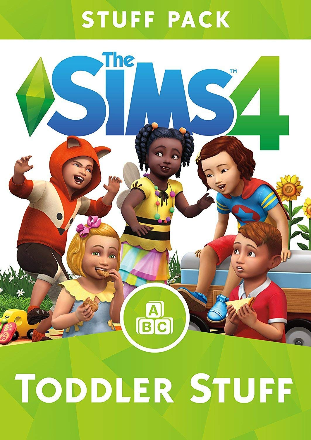 THE SIMS 4 TODDLER STUFF EXPANSION PACK