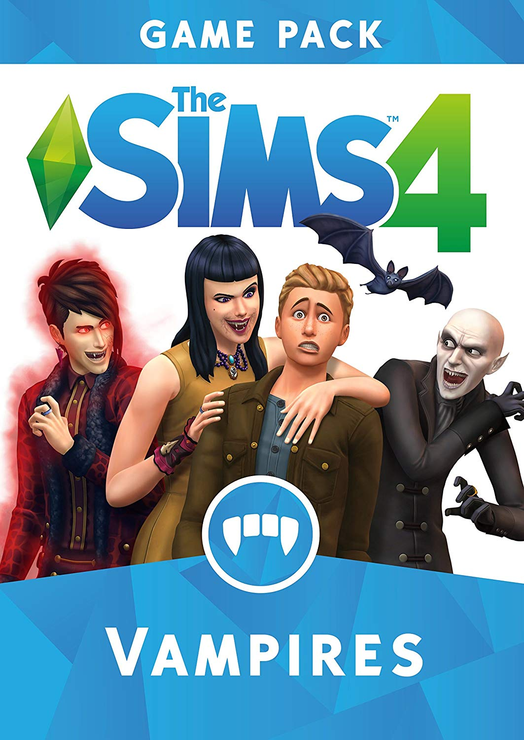 THE SIMS 4 VAMPIRES EXPANSION PACK