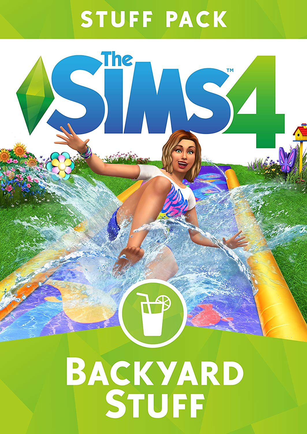 THE SIMS 4 BACKYARD STUFF EXPANSION PACK