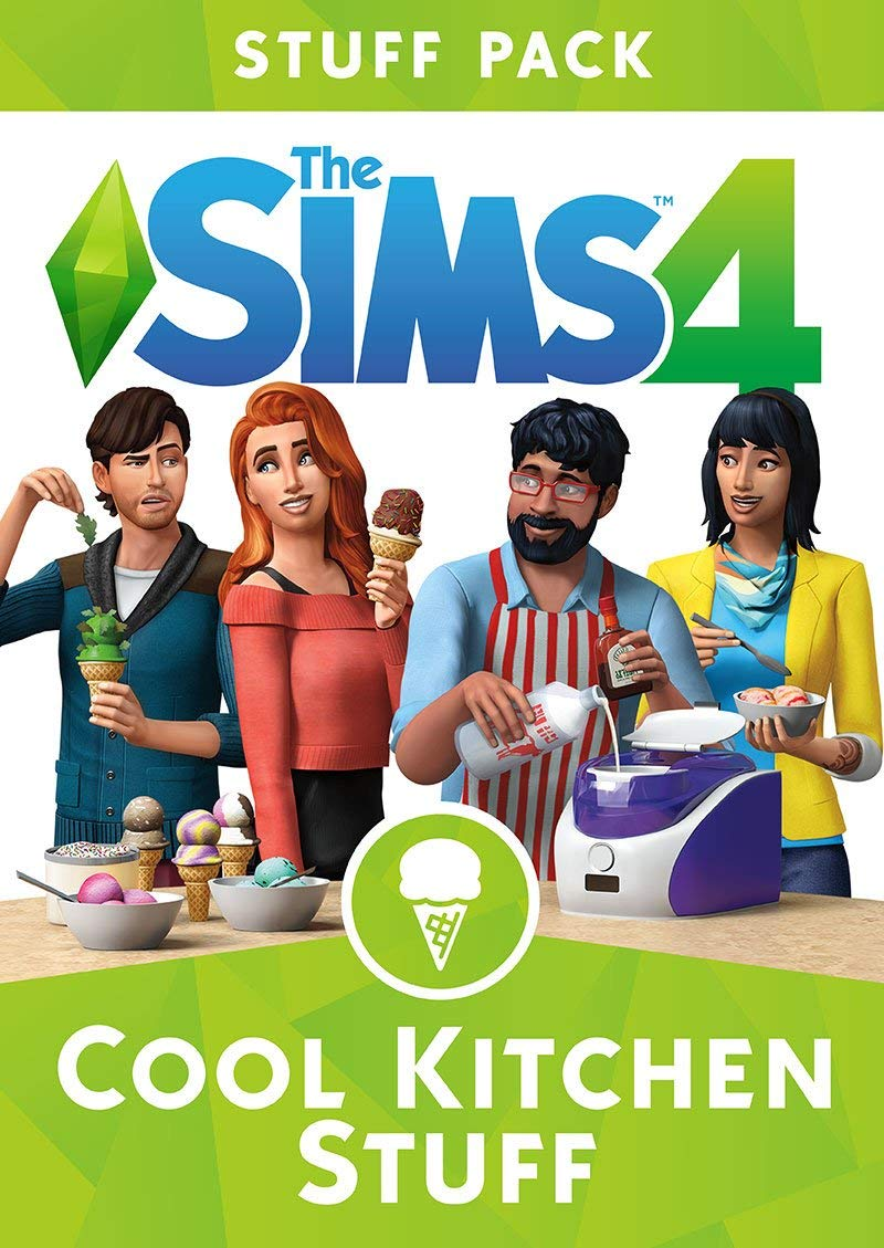 THE SIMS 4 COOL KITCHEN STUFF EXPANSION PACK