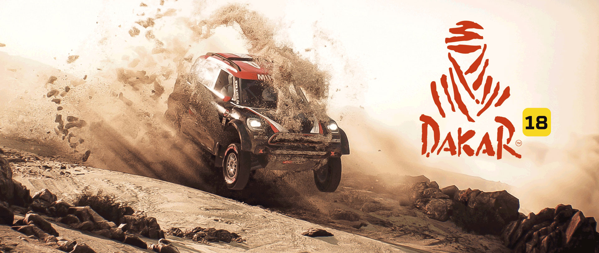 Dakar 18 Region europe key