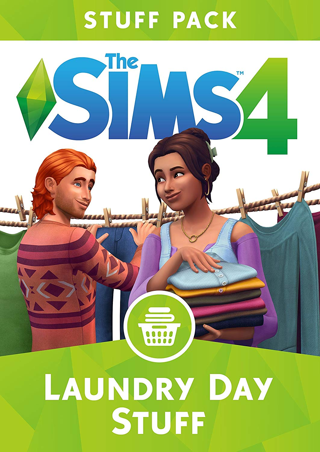 THE SIMS 4 LAUNDRY DAY STUFF EXPANSION PACK