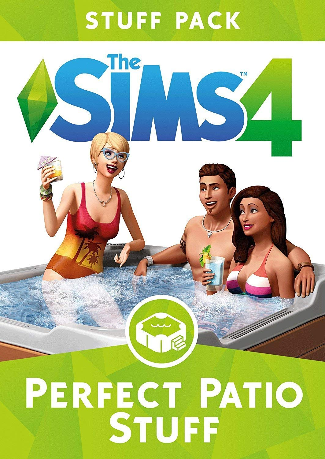 THE SIMS 4 PERFECT PATIO EXPANSION PACK